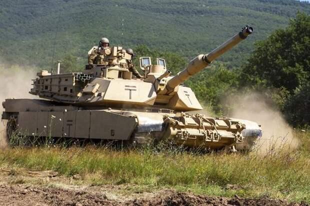 National Interest: Россия разрабатывает оружие для уничтожения американских танков Abrams