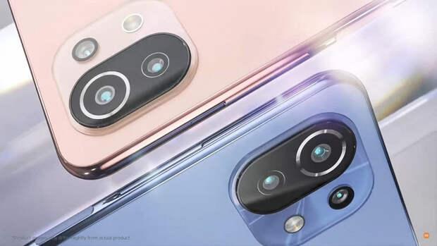 Представлен Xiaomi 11 Lite 5G NE — самый лёгкий смартфон с 5G и аккумулятором больше 4000 мА·ч