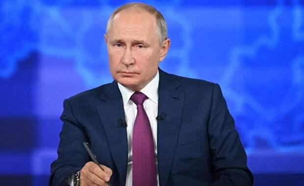 Путин: рассчитываю на то, что наши озабоченности будут восприняты всерьёз
