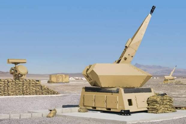 35-мм программируемые снаряды Oerlikon Contraves AHEAD