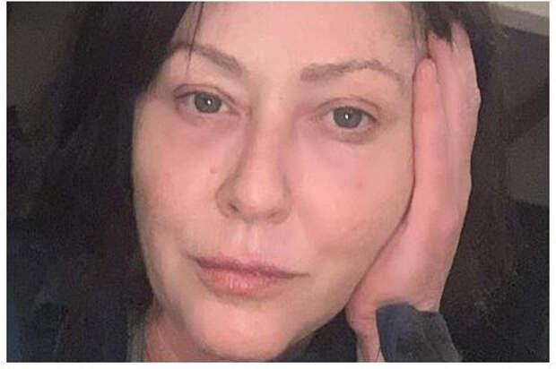 50-летняя актриса из «Зачарованных» показала лицо без макияжа
