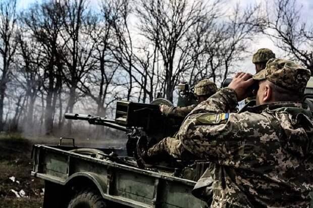 Политолог Стариков назвал признак готовности Украины пойти в атаку на ДНР и ЛНР