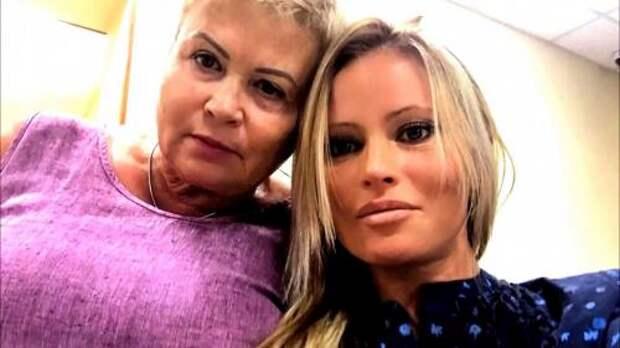Дана Борисова поменяла своё отношение к матери