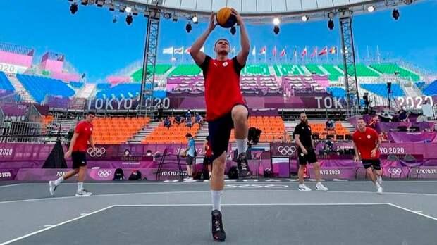Российская мужская сборная по баскетболу 3х3 попала в финал Олимпиады