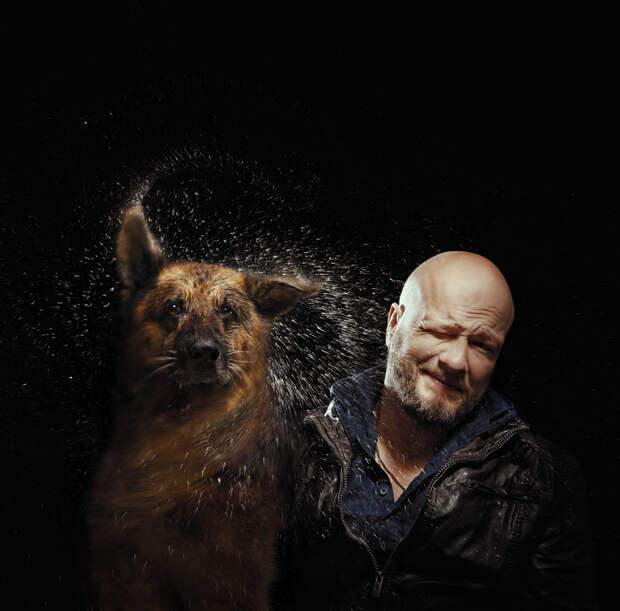 Никита Панфилов: «Главный герой сериала - человек, а не собака»