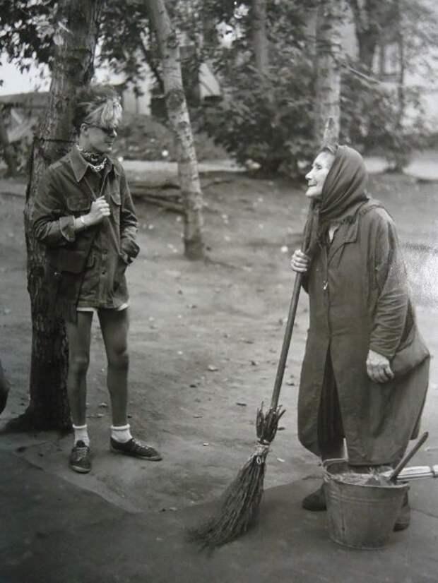 Без названия. Игорь Мухин, 1985 год, г. Москва, из архива МАММ/МДФ.