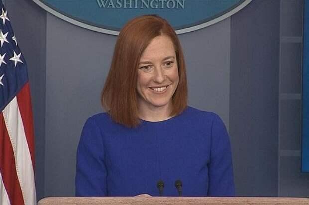 Псаки заявила о серьёзном отношении Вашингтона к информации об НЛО