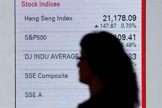 Акции Китая закрылись на максимуме более чем за два месяца благодаря потребительскому сектору