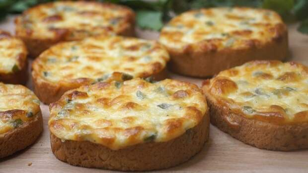 Сырные гренки на завтрак гренки, рецепт, видео рецепт, видео