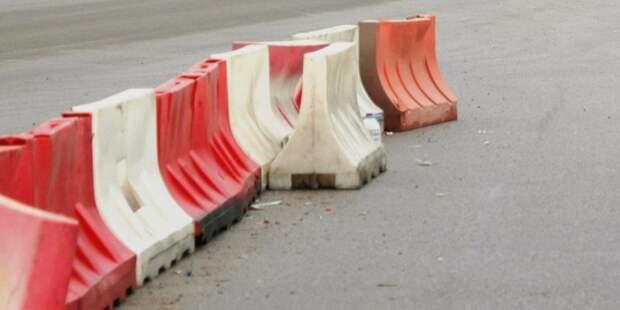 На дороге на Полковой залатали яму в асфальте – «Жилищник»