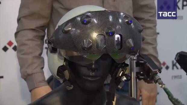Пилоты Су-57 получат новые шлемы виртуальной реальности