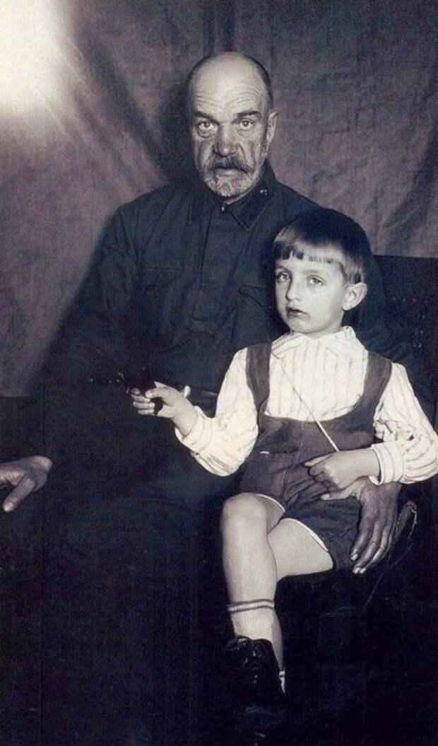 Единственная любовь аристократа советского кино Игоря Дмитриева