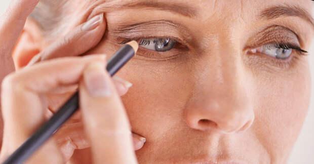 Макияж для «уставших глаз»: как получить свежий взгляд в любом возрасте
