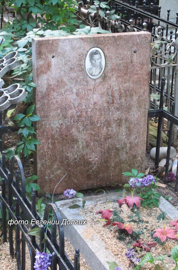 Могила Лаврентия Масохи по состоянию на 2019 год