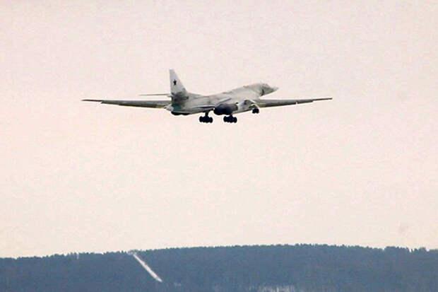 На первом Ту-160М штатные двигатели НК-32. Ранее руководство минобороны заявляло, что в 2019 году начнут поставлять новые движки — НК-32-02, но, видимо, дело оказалось сложнее, чем предполагалось изначально