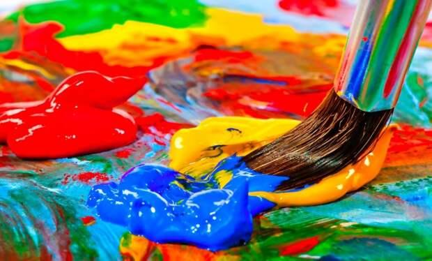 Занятие в арт-терапевтической группе на Вилиса Лациса пройдет 5 марта