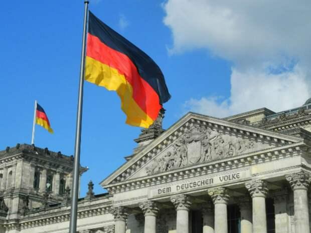 В Бундестаге отказались принять резолюцию «Зеленых» по «Северному потоку-2»