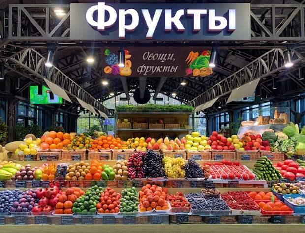 Новый формат торговли внедрили на фермерской ярмарке в Отрадном
