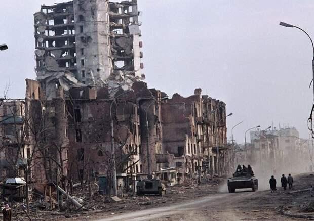 Андрей Егорович Колупов — о военной службе и участии в Чеченской войне