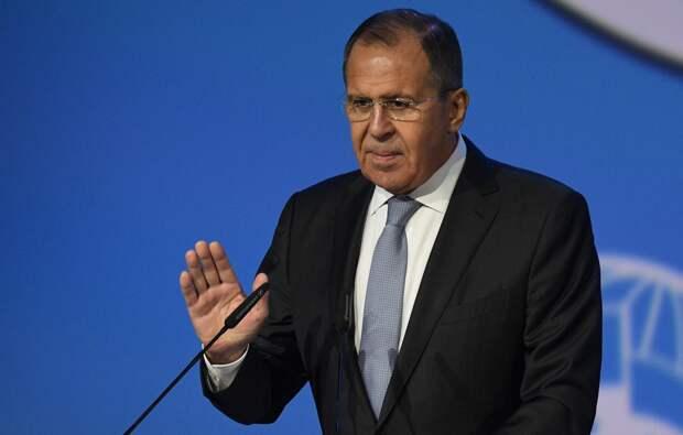 """Лавров назвал условия Вашингтона для снятия санкций с """"Северного потока-2"""" унизительными"""
