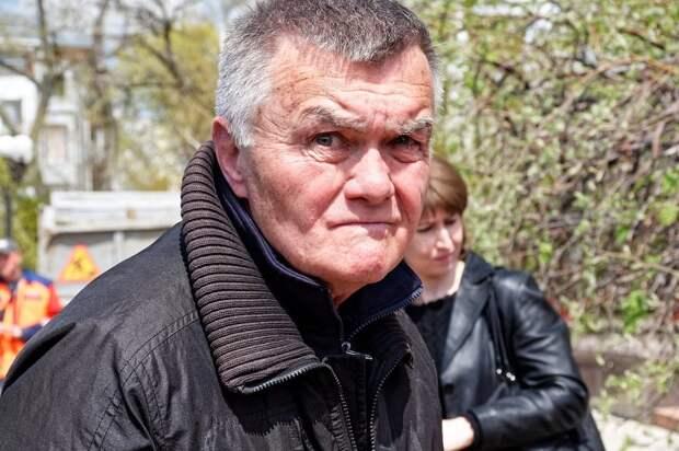 В Донецке установили памятник легендарному фоторепортёру Великой Отечественной войны