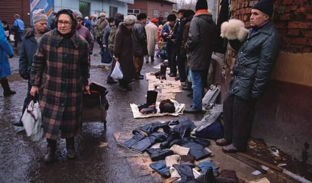 Социологи объяснили, почему бедняки не выйдут протестовать на улицы