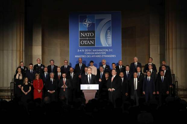 НАТО 70 лет: Какое будущее у Европы?