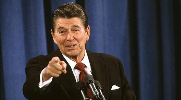 Мировой заговор уничтожил мечту Рейгана о дружбе Запада с Россией