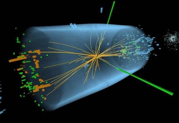 Бозон Хиггса – это событие, вытекающие из столкновений между протонами