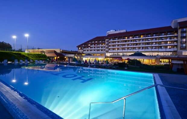 Самый необычный СПА-центр Венгрии: Hotel Pelion