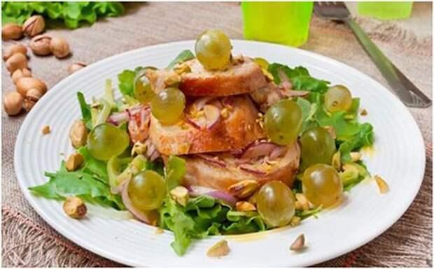 Осенние салаты из сезонных овощей: 11 самых вкусных и полезных рецептов!