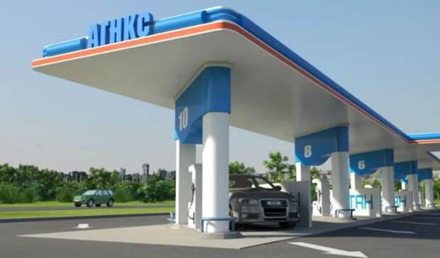 100 газовых заправок построят вБашкортостане запять лет