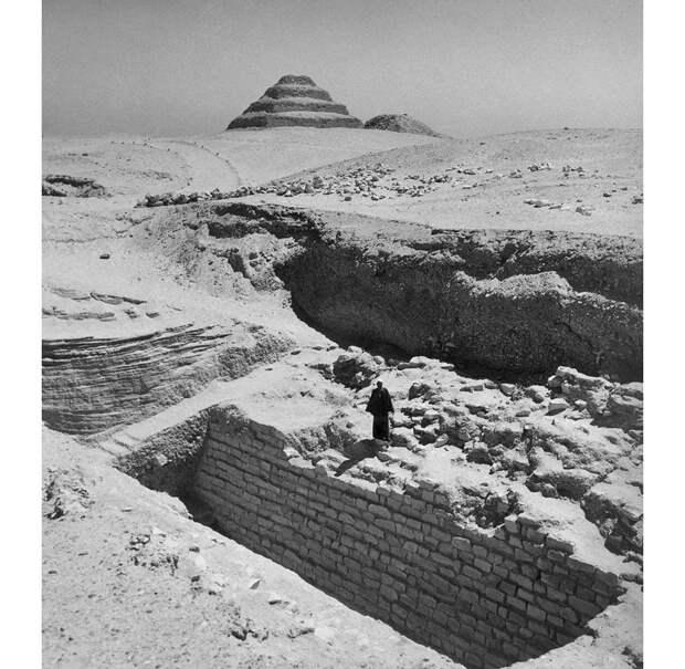 """""""Голубая папка КГБ"""": что именно нашли советские учёные в Египте и почему это засекретили на десятилетия"""