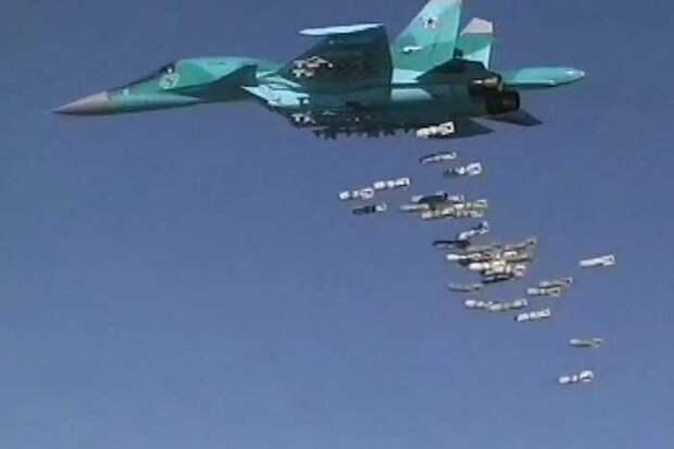 В Сирии правительственные войска и самолеты ВКС РФ атаковали позиции боевиков