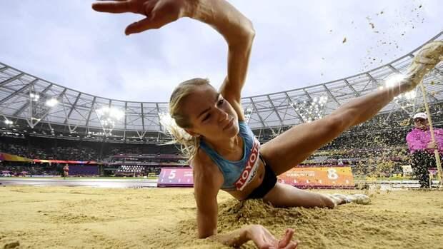 Получившая травму прыгунья в длину Клишина поедет в больницу после проверки на допинг