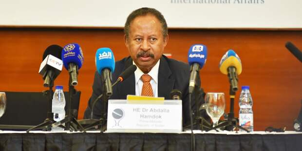 На премьер-министра Судана совершено покушение