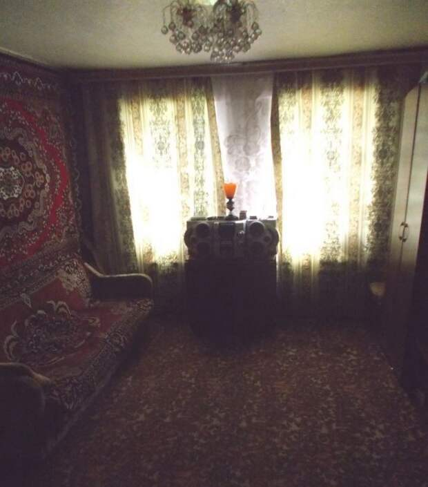 40 образцов интерьера из СССР СССР, дом, интерьер, квартира, ковер