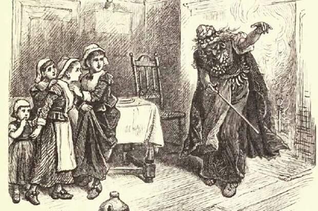 Подлинная история «салемских ведьм»
