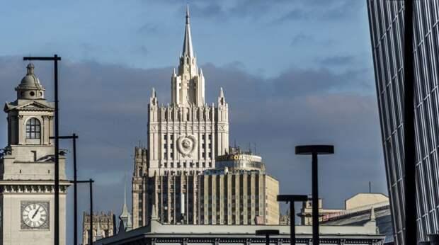 В МИД РФ предупредили, что Штаты могут разместить оружие в космосе