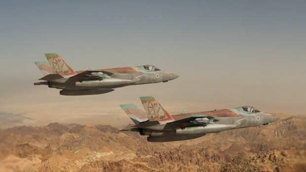 Израиль «пришëл на помощь» Азербайджану истребителями F-35 — СМИ