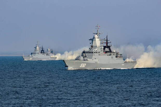 Провокация на Балтике сорвалась, но… НАТО гонит корабли к России