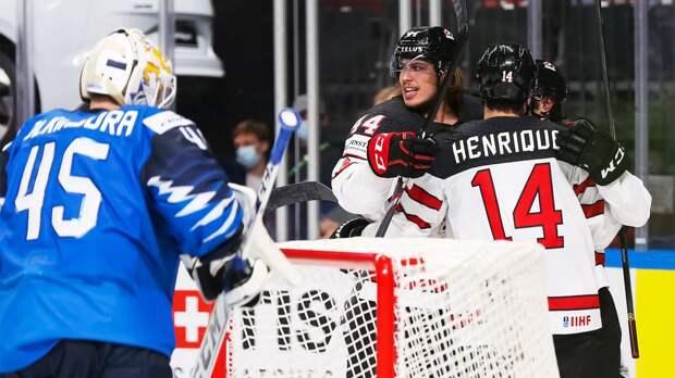 Канада догнала СССР/Россию по числу золотых медалей на чемпионатах мира