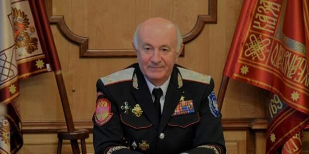 Атаман ВКО Николай Долуда отмечает день рождения