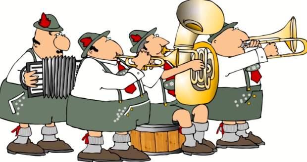 У эстонской армии нет денег на военный оркестр
