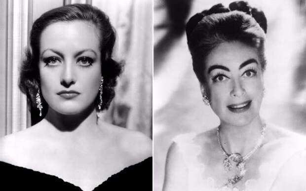 11 звёзд «старого» Голливуда, которым подарили внешность пластические хирурги