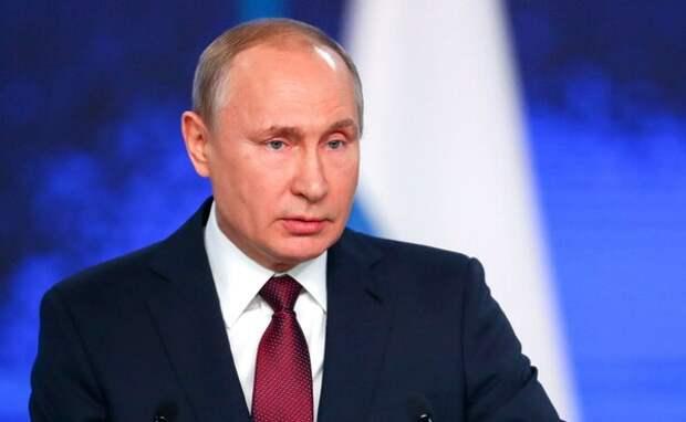 """Самый маленький """"бип"""" в послании Путина"""