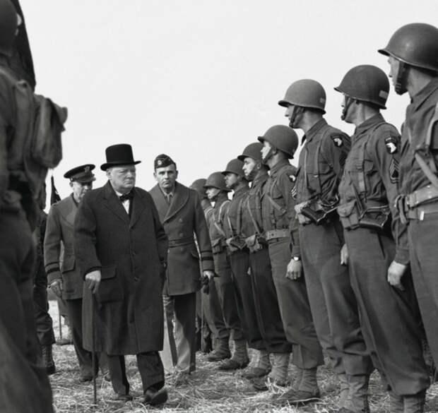 Уинстон Черчилль. Вторая мировая война