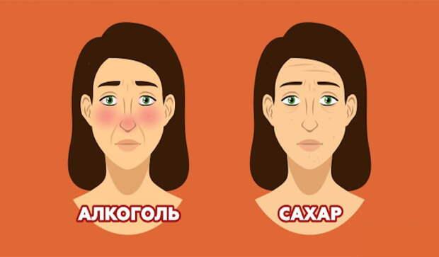 4 продукта, которые портят ваше лицо. Это факт!