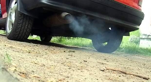 """Проверка двигателя подержанного авто на """"масложор"""""""
