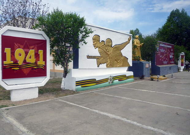 Российские военнослужащие в Приднестровье провели урок мужества для юнармейцев